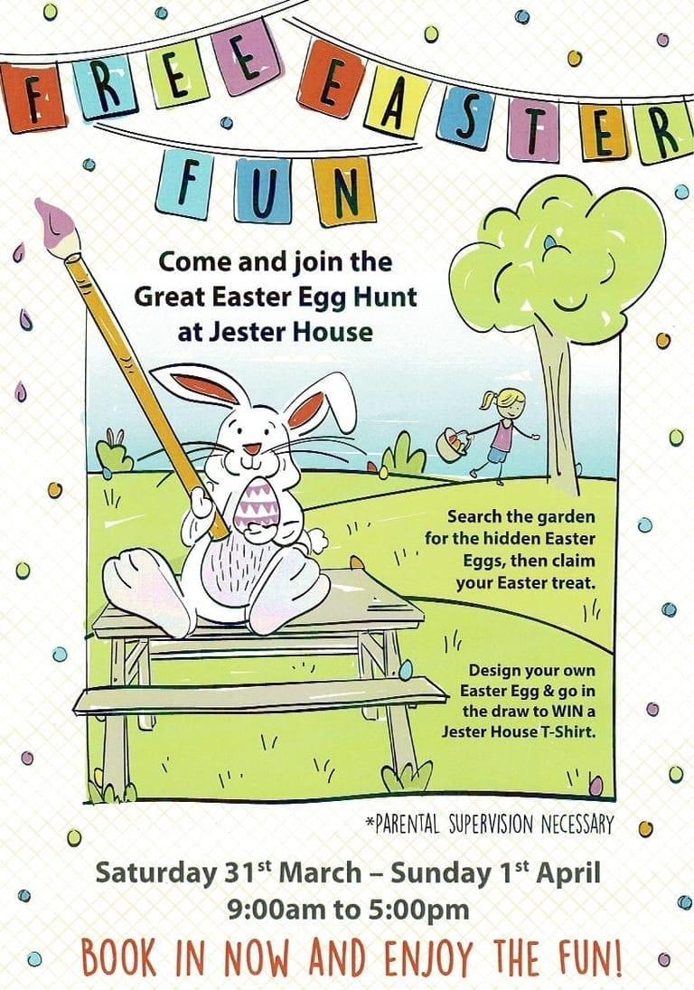 Free Easter Fun