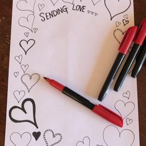 Posting Love Box